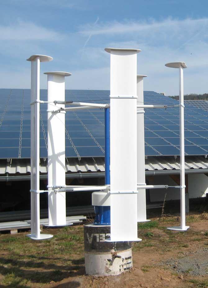 Vertikale windkraftanlagen preise
